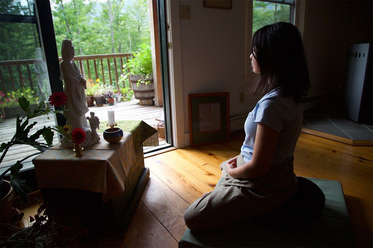 Zen Lay Practioner