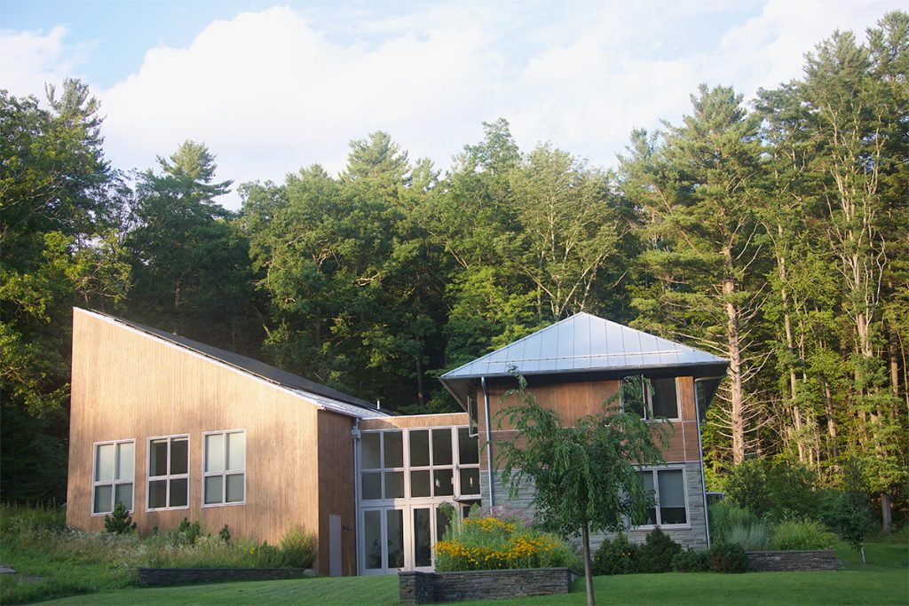 Sangha House