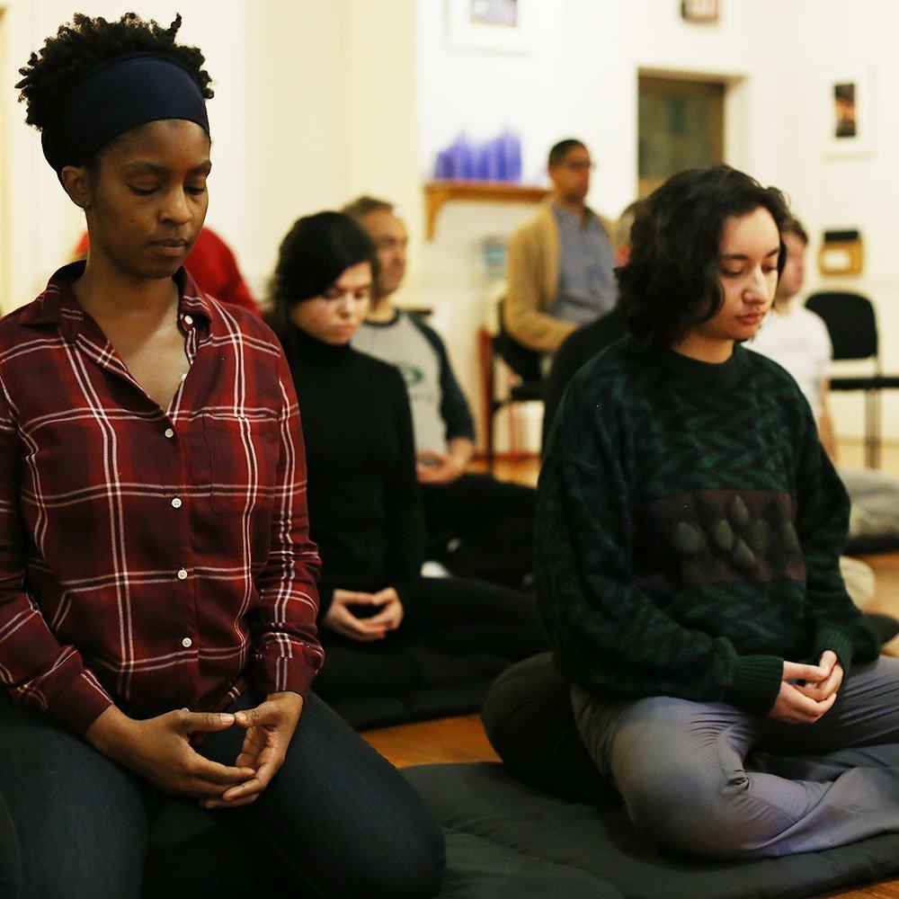 meditation retreat for beginners