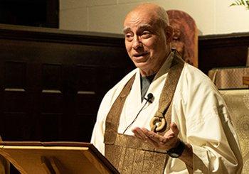 Hogen dharma talk Sept 2018